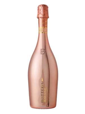 Bottega Rose Gold Spumante 75cl