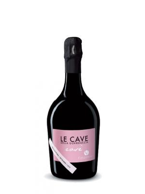 Le Cave Della Guardiuccia Rose DOC 75cl