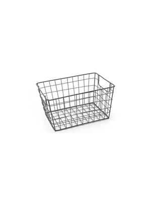 Basket Rectangular Small 24,5 x 16 x 13 cm