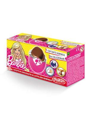 Dolfin Barbie Box Mini Eggs Tripack