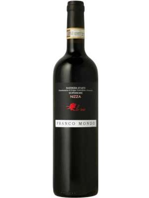 Franco Mondo Le Rose Nizza DOCG 75cl